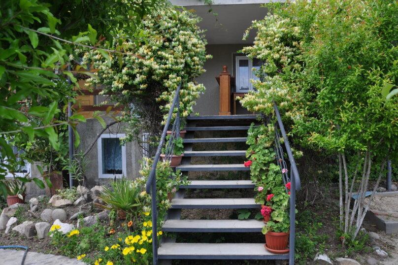 Трёхкомнатный блок, 76 кв.м. на 9 человек, 3 спальни, улица Мартынова, 9, Морское - Фотография 12