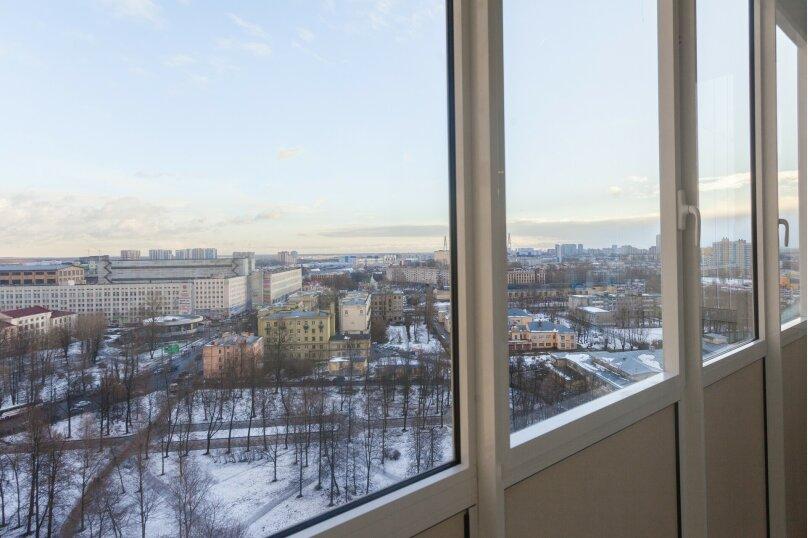 1-комн. квартира, 42 кв.м. на 4 человека, Ново-Александровская улица, 14, Санкт-Петербург - Фотография 9