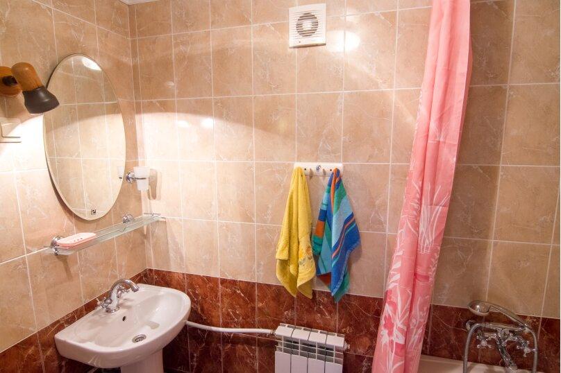 Коттедж, 60 кв.м. на 5 человек, 2 спальни, Садовая улица, 15, Алушта - Фотография 9