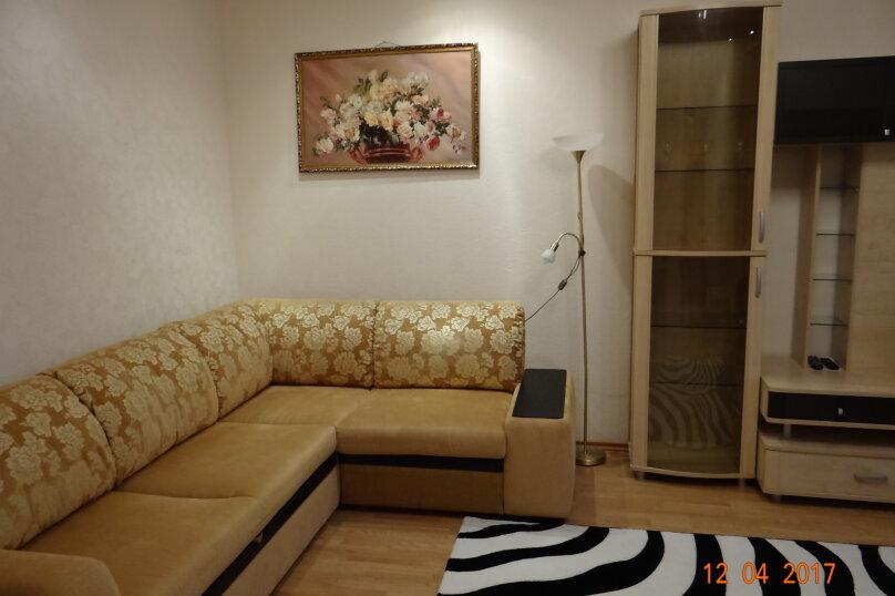 1-комн. квартира, 46 кв.м. на 4 человека, Партизанская улица, 3к3, Пятигорск - Фотография 3