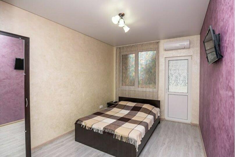 Двухкомнатный ,раздельные комнаты,третий этаж, Паустовского, 15А, Симеиз - Фотография 1