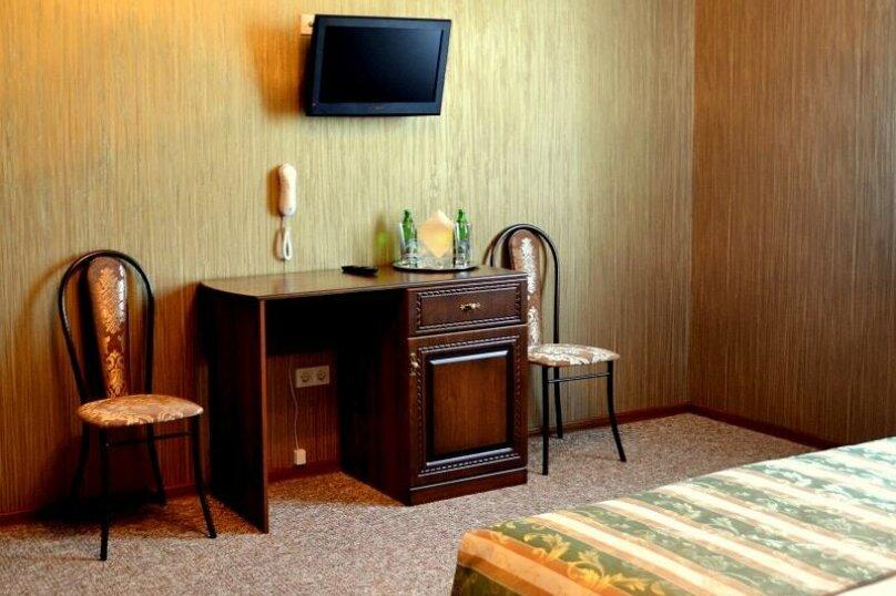 Стандартный двухместный номер с двухспальной кроватью, Тувинская улица, 11, Краснодар - Фотография 1