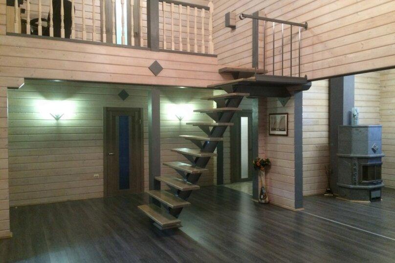 Дом, 160 кв.м. на 6 человек, 3 спальни, пос. Заозерный, 1, Сортавала - Фотография 6