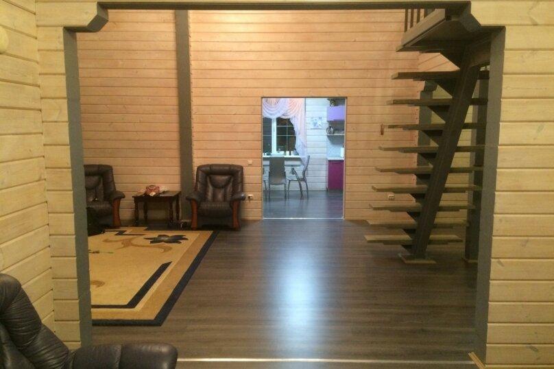 Дом, 160 кв.м. на 6 человек, 3 спальни, пос. Заозерный, 1, Сортавала - Фотография 11