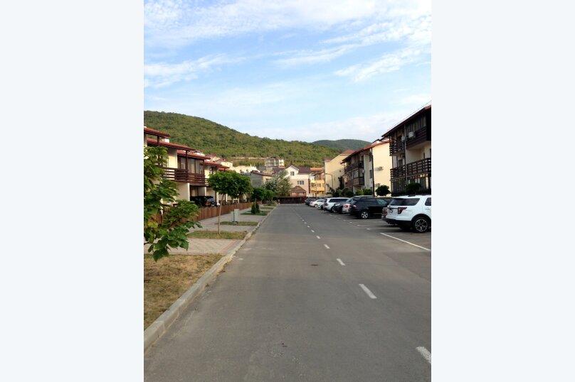 1-комн. квартира, 27 кв.м. на 4 человека, Утришская улица, 31Ак1, село Сукко - Фотография 12