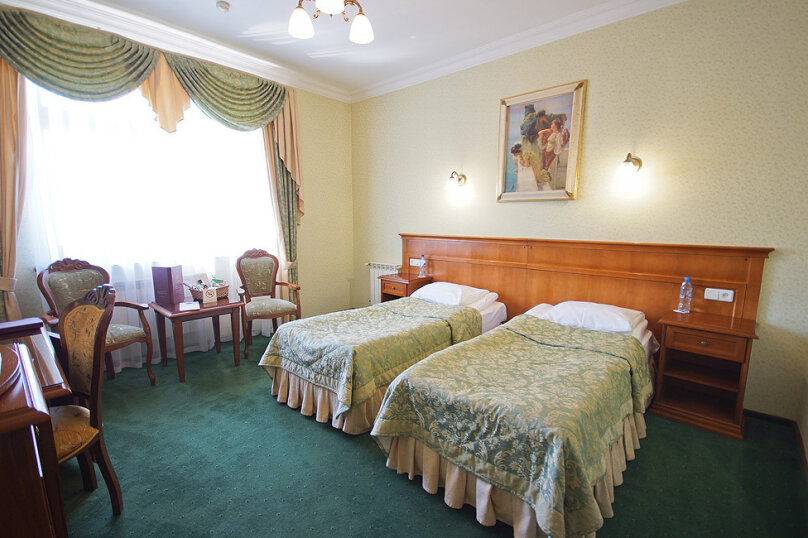 Улучшенный с раздельными кроватями, улица Ленина, 45, Суздаль - Фотография 1