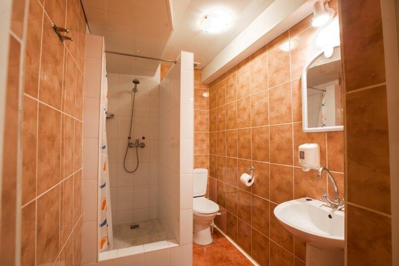 Стандарт двухместный с раздельными кроватями, улица Подольцева, 6, Севастополь - Фотография 3
