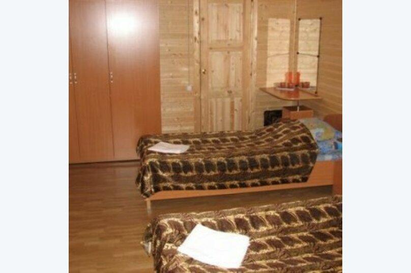 Стандарт с раздельными кроватями, с. Кончезеро, 1, Кондопога - Фотография 1