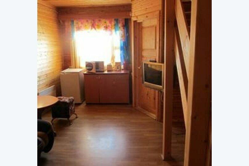 Люкс номера двухкомнатные двухэтажные, с. Кончезеро, 1, Кондопога - Фотография 1