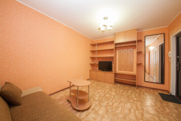 1-комн. квартира, 38 кв.м. на 4 человека, улица Алексеева, Красноярск - Фотография 4