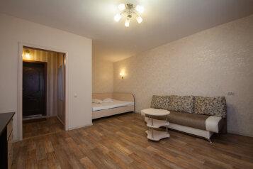 1-комн. квартира, 42 кв.м. на 4 человека, улица Алексеева, Красноярск - Фотография 4