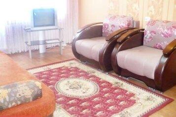 2-комн. квартира, 55 кв.м. на 6 человек, проспект Строителей, Пенза - Фотография 2