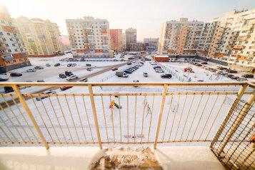 1-комн. квартира, 38 кв.м. на 2 человека, Строителей, Новокузнецк - Фотография 2