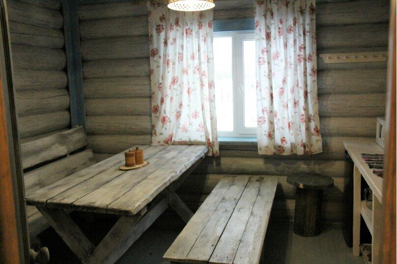 Дом с баней на реке , 75 кв.м. на 4 человека, 2 спальни, Речная улица, 9, Переславль-Залесский - Фотография 6