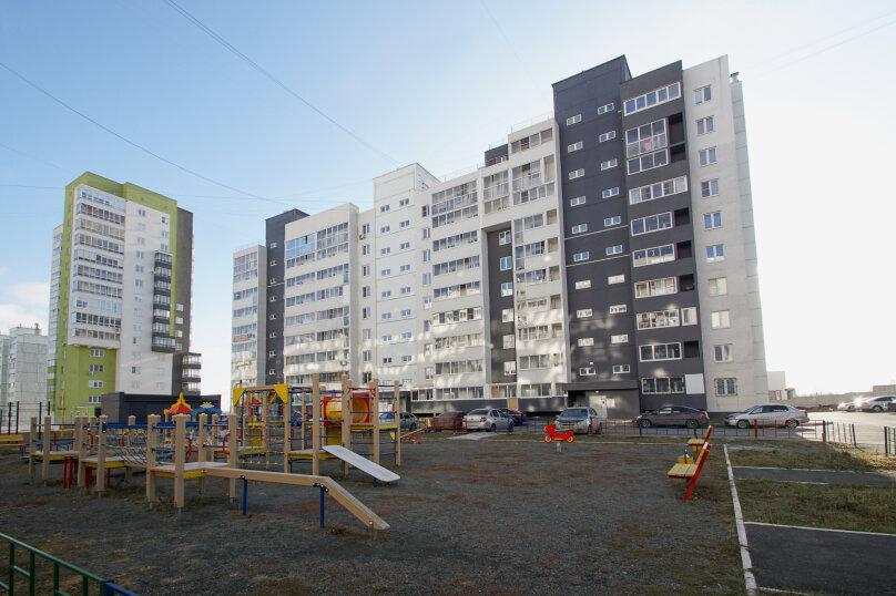 1-комн. квартира, 33 кв.м. на 2 человека, улица Академика Сахарова, 30, Челябинск - Фотография 10