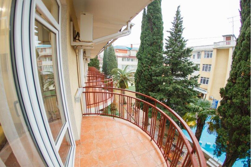 Стандарт ПК с балконом, переулок Богдана Хмельницкого, 8, Адлер - Фотография 2