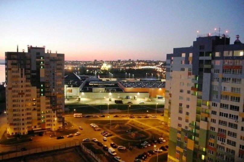 1-комн. квартира, 40 кв.м. на 3 человека, Волжская набережная, 23, Нижний Новгород - Фотография 11