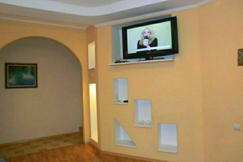 2-комн. квартира, 54 кв.м. на 3 человека, проспект Строителей, 25/130, Барнаул - Фотография 5