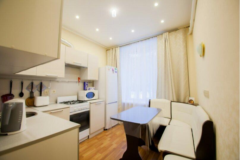 2-комн. квартира, 60 кв.м. на 6 человек, Седова, 86, Санкт-Петербург - Фотография 2