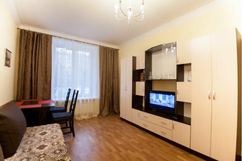 2-комн. квартира, 60 кв.м. на 6 человек, Седова, 86, Санкт-Петербург - Фотография 3