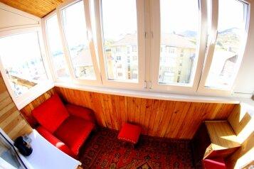 1-комн. квартира, 40 кв.м. на 3 человека, улица Айвазовского, Судак - Фотография 4