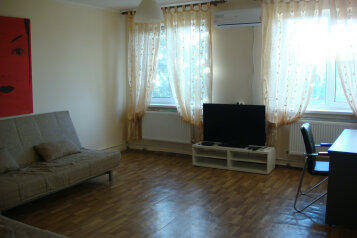 2 этаж:  Квартира, 6-местный, 3-комнатный, Гостевой дом , Ленинградская улица, 22 на 2 номера - Фотография 4