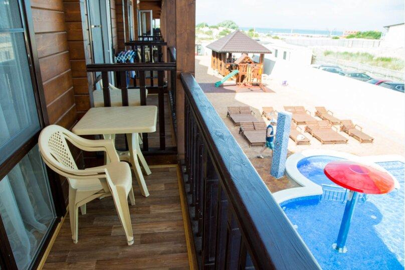 Комфорт - однокомнатный с балконом  (корпус 3), Джеметинский проезд, 7, Джемете - Фотография 3
