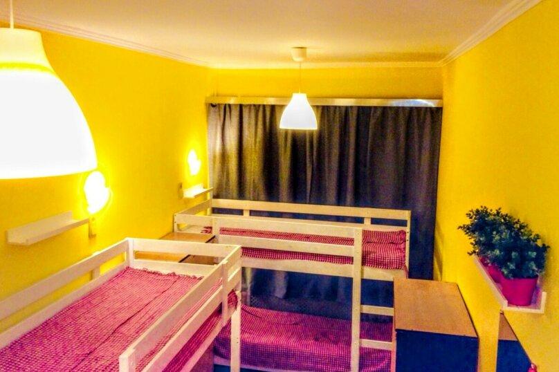 Койко-место в 6-местном номере, Лиговский проспект, 56Е, Санкт-Петербург - Фотография 1