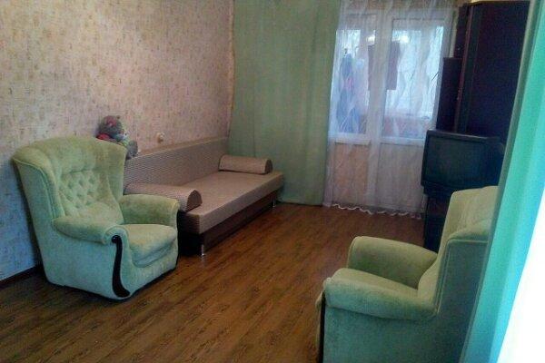 1-комн. квартира, 48 кв.м. на 4 человека, Ялтинская улица, 2, Алушта - Фотография 1
