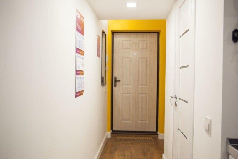 1-комн. квартира, 20 кв.м. на 4 человека, улица Чапаева, 40А, Петрозаводск - Фотография 13