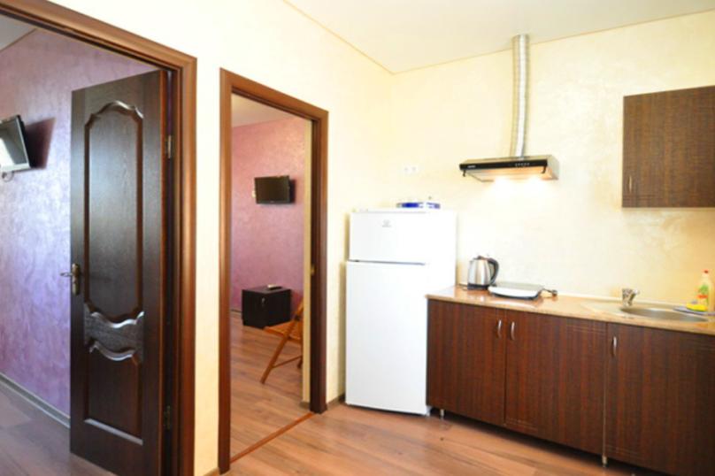Двухкомнатный,раздельные комнаты,второй этажа , Паустовского, 15А, Симеиз - Фотография 1