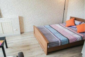 1-комн. квартира, 38 кв.м. на 4 человека, улица Анохина, 37, Петрозаводск - Фотография 1