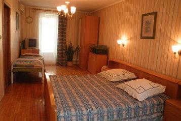 2 этаж:  Номер, Полулюкс, 5-местный (4 основных + 1 доп), 2-комнатный, Гостиница, Тургенева на 2 номера - Фотография 3