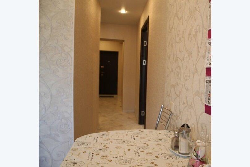 2-комн. квартира, 60 кв.м. на 4 человека, проспект Ленина, 15, Петрозаводск - Фотография 14