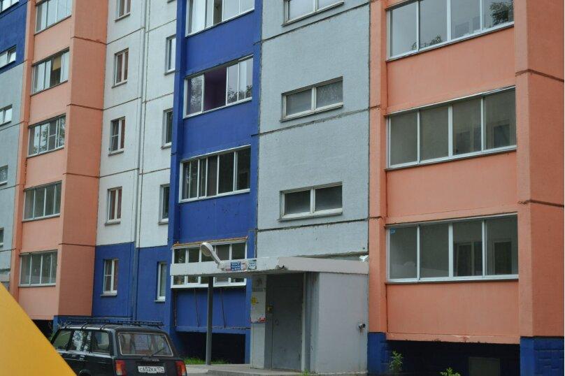 1-комн. квартира, 32 кв.м. на 2 человека, улица Александра Шмакова, 10, Челябинск - Фотография 10