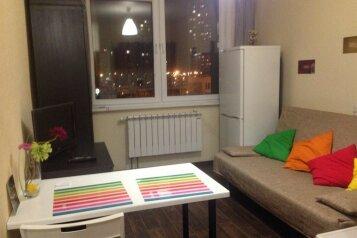 1-комн. квартира, 19 кв.м. на 4 человека, улица Анны Ахматовой, Москва - Фотография 1