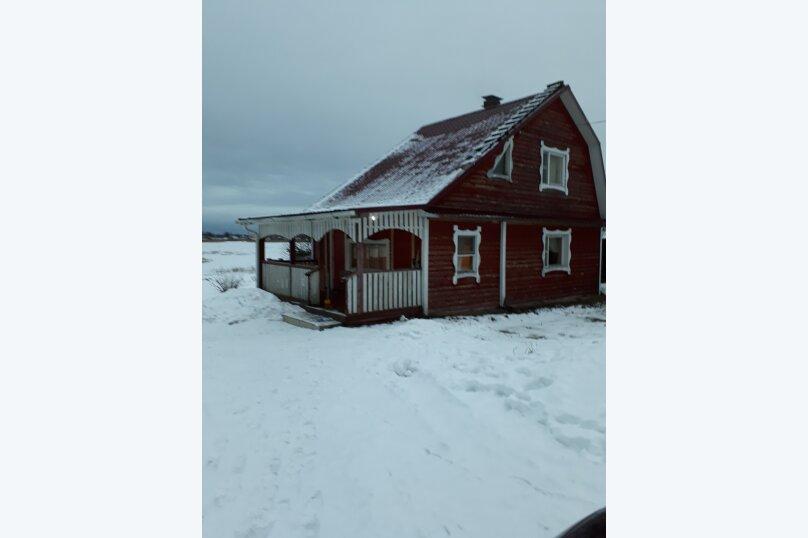 Дом из тесаного бревна, 85 кв.м. на 8 человек, 4 спальни, Часовенская, 10а, Кондопога - Фотография 11
