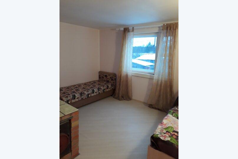 Дом из тесаного бревна, 85 кв.м. на 8 человек, 4 спальни, Часовенская, 10а, Кондопога - Фотография 14