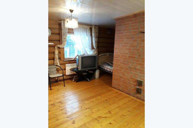 Дом из тесаного бревна, 85 кв.м. на 8 человек, 4 спальни, Часовенская, 10а, Кондопога - Фотография 16