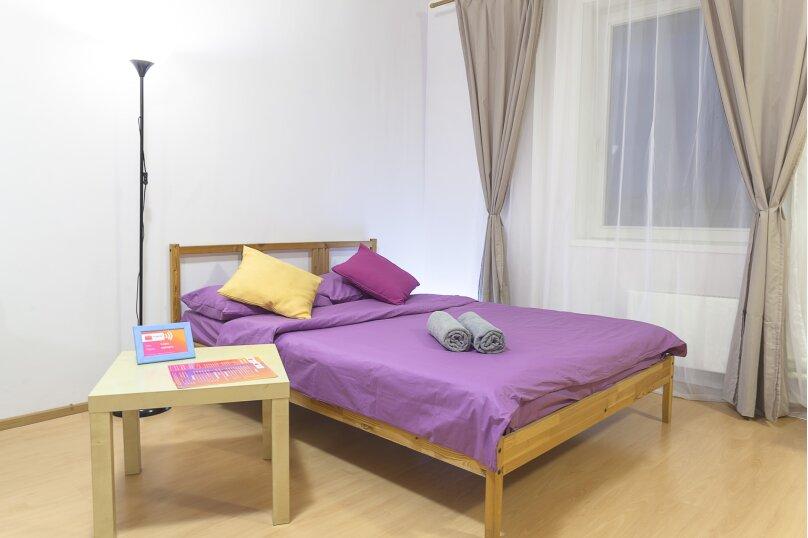 1-комн. квартира, 40 кв.м. на 4 человека, улица Правды, 40А, Петрозаводск - Фотография 1