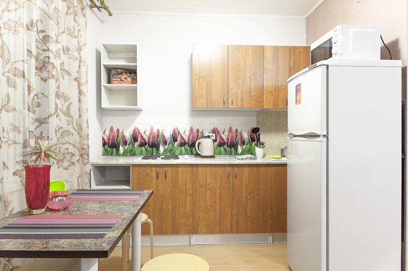 1-комн. квартира, 40 кв.м. на 4 человека, улица Правды, 40А, Петрозаводск - Фотография 4