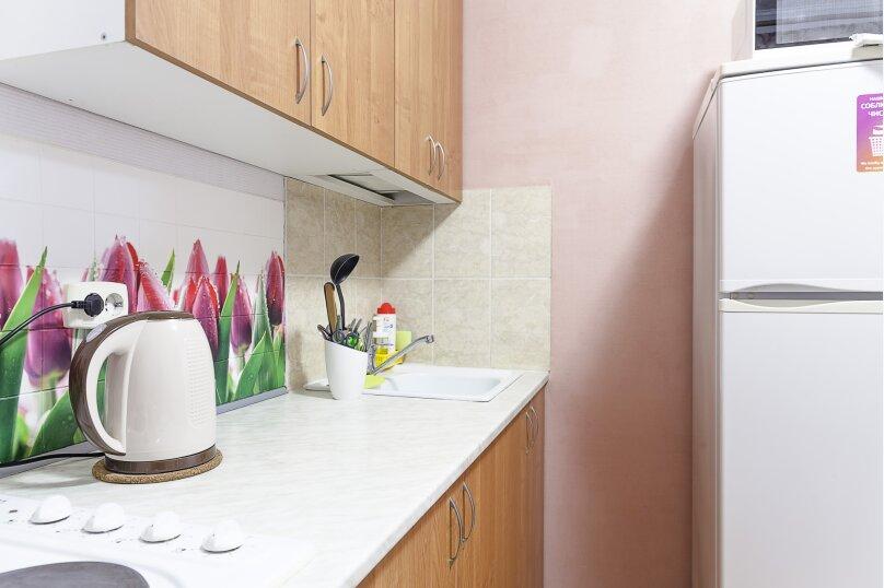 1-комн. квартира, 40 кв.м. на 4 человека, улица Правды, 40А, Петрозаводск - Фотография 5