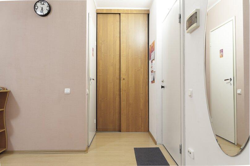 1-комн. квартира, 40 кв.м. на 4 человека, улица Правды, 40А, Петрозаводск - Фотография 6