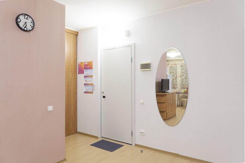 1-комн. квартира, 40 кв.м. на 4 человека, улица Правды, 40А, Петрозаводск - Фотография 7