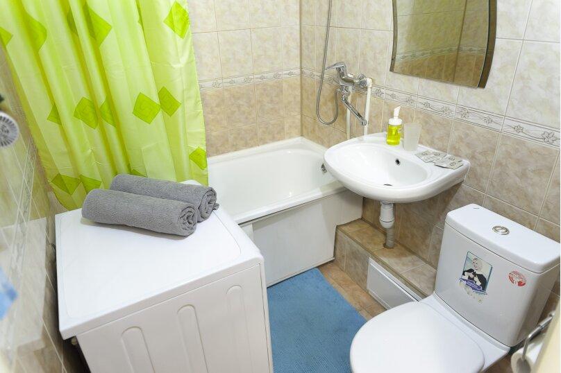 1-комн. квартира, 40 кв.м. на 4 человека, улица Правды, 40А, Петрозаводск - Фотография 8