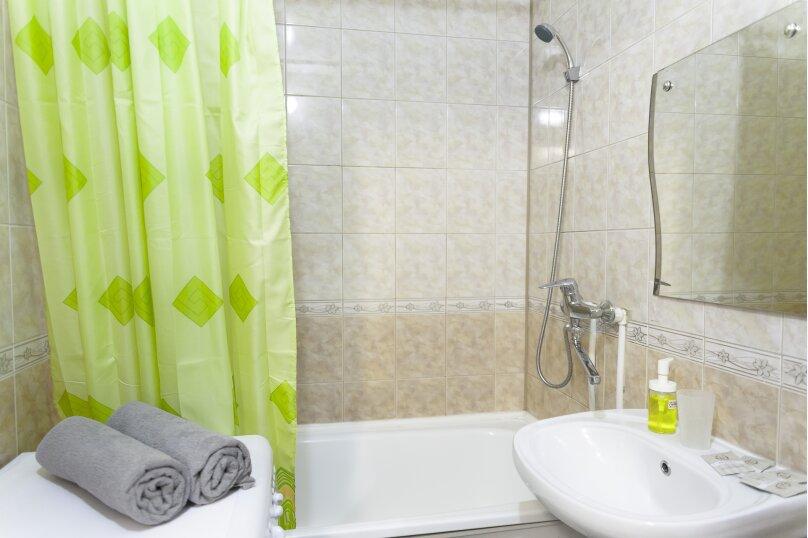1-комн. квартира, 40 кв.м. на 4 человека, улица Правды, 40А, Петрозаводск - Фотография 10