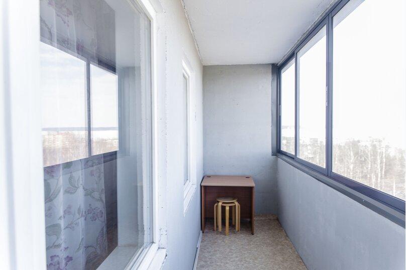 1-комн. квартира, 40 кв.м. на 4 человека, улица Правды, 40А, Петрозаводск - Фотография 11