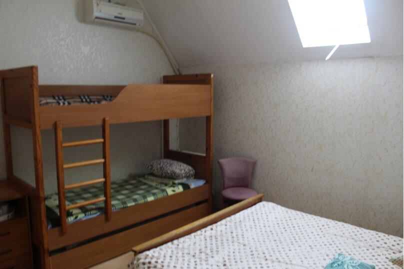 Четырехместный без балкона 2 этаж (14), Зеленая, 3, Николаевка, Крым - Фотография 1