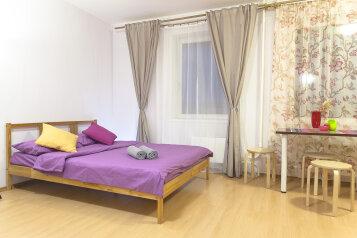 1-комн. квартира, 40 кв.м. на 4 человека, улица Правды, Петрозаводск - Фотография 3