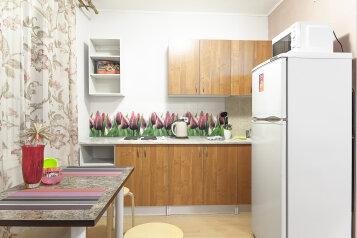 1-комн. квартира, 40 кв.м. на 4 человека, улица Правды, Петрозаводск - Фотография 4